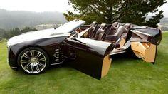 2014 Cadillac Ciel Concept