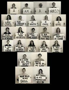 Nursing is way more