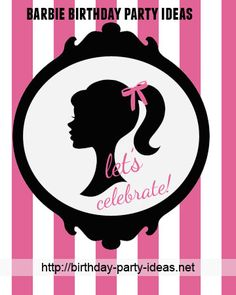 One Charming Party Birthday Party Ideas Vintage Glam Barbie 2015 ...