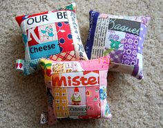 Love these pincushions!