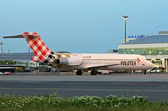 Volotea at Prague Airport