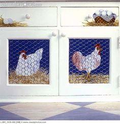 kitchens, wood, paint chicken, chicken coops, paint countri, countri kitchen, countri cabinet, country, kitchen cabinets