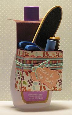 A manicure gift set!