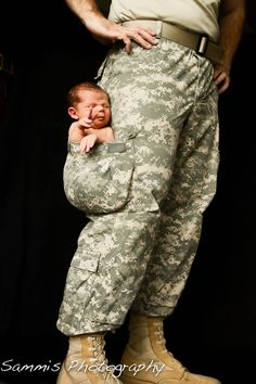 Cool idea for military families.