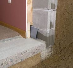 Basement Waterproofing.  This would fix our flooding basement