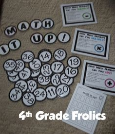Freebie Boggle with numbers game!