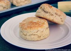 Flaky Buttermilk Biscuits | Tastes Better From Scratch