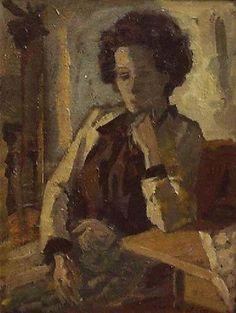 Dragoljub Stankovic Civi - oil on canvas