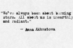 #Anna Akhmatova