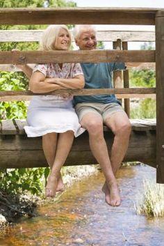 Exercise programs designed for senior citizens promote good health.