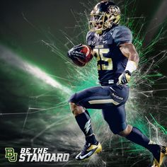 #Baylor's uniforms voted the best in college football. #SicEm