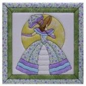 188 Southern Belle--Quilt Magic Kit