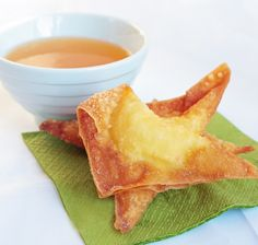 "Easy ""Better Than Takeout"" Crab Rangoons"