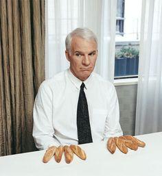 Steve Martin, Bread Hands, Chris Buck