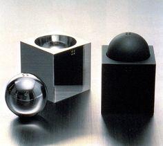 Shiro Kuramata, Salt and Pepper Set