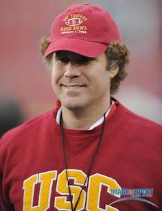 Will Ferrell, USC alum