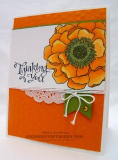 Blendabilities are Fantastic!  Stampin' Up!