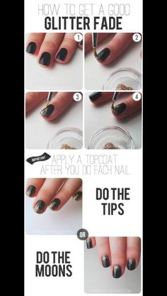 """""""How to"""" Nail designs"""