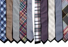 The GQ Guide to Men's Ties