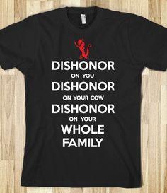 I need this shirt!