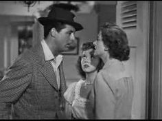 "1947 ""The Bachelor and the Bobby-Soxer"" I love this movie-Cary Grant, Myrna Loy and 18 year old Shirley Temple."