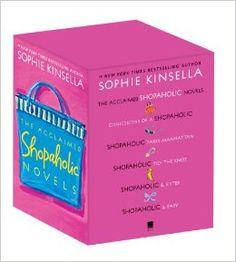 The Acclaimed Shopaholic Novels - 5-Copy Boxed Set (Shopaholic Series): Sophie Kinsella: 9780440246275: Amazon.com: Books