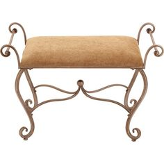 I pinned this Peyton Stool from the Woodland Imports event at Joss and Main!
