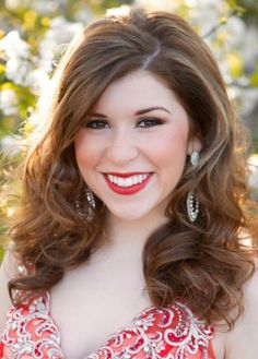 Blaire Bostwick, Miss Central Valley 2014
