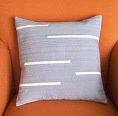 Lines Pillow