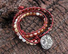 Full Day 2-Wrap Bracelet (Customer Design) - Lima Beads