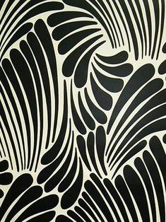Florence Broadhurst - Fingers - Silk Wallpaper
