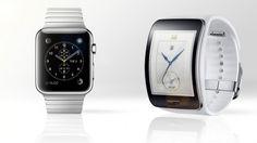 Apple Watch vs. Samsung Gear S