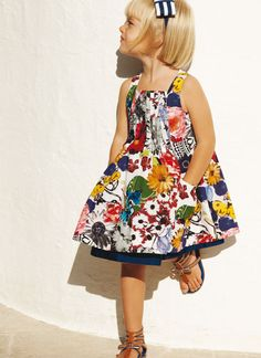 Spring Summer Mini Collection 12  // via Simonetta Mini