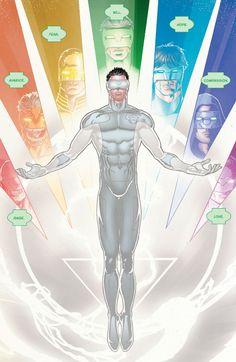 Kyle Rayner White Lantern - New Guardians #16