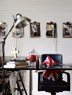Industrial accents