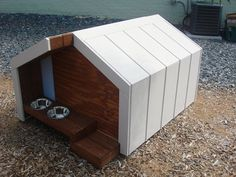 Meset Shop Modern Doghouses