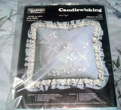 Candlewick Embroidery « Save the Stitches!