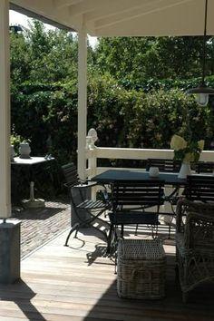 Prieel overkappingen tuinhuisjes on pinterest tuin white porch and pergolas - Prieel tuin ...
