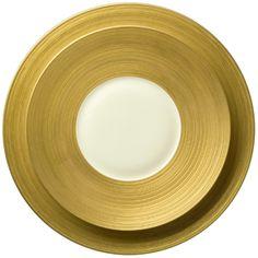 J.L. Coquet Hemisphere Matte Gold - Gracious Style