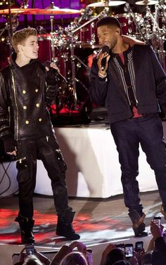J.B. and Usher