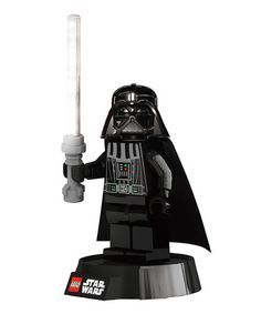 Take a look at this LEGO Star Wars Darth Vader Desk Lamp by Star Wars on #zulily today!