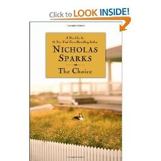 My first Nicholas Sparks book with a happy ending
