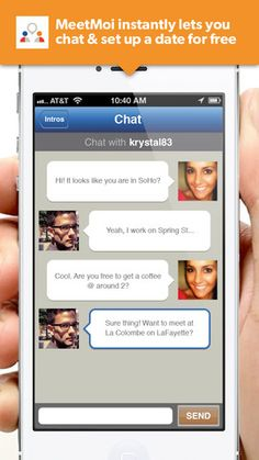 Iphone dating app with gps