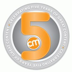 It's the 5th anniversary of Content Marketing Institute!