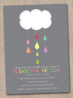 cute bridal shower card.