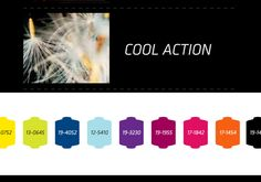Nilit S/S 2014, cool action trend color