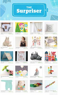 Bondville: Local Etsy surprise gifts and win $75 Etsy voucher #etsygifting