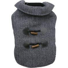 Petco Twill Wool Dog Coat