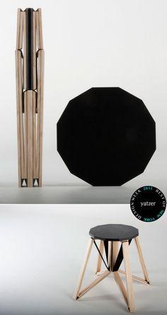 tabureTe / stooL, `spiN`, Daphne Zuilhof, Negative Space exhibition