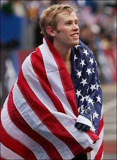 Ryan_Hall Marathon Runner